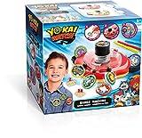 Yo-Kai Watch - Maquina de pins (Canal Toys YKC 006), surtido: colores aleatorios
