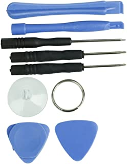 COHK 6PCS Set Metal Spudger herramienta de apertura para tel/éfono//iPad//Tablet//Laptop Kits de herramientas de reparaci/ón
