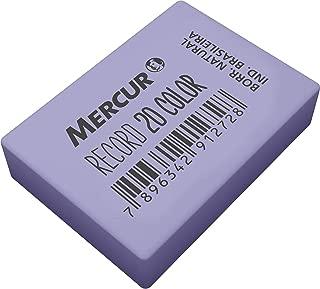 Borracha, Mercur B01010301043, Multicor, Pacote de 2