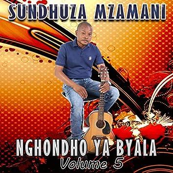 Nghondho ya byala Vol 5