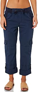 Swell Women's Kailey Pant Cotton Canvas Blue