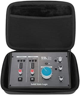Analog Cases GLIDE Case For The SSL 2 or 2+