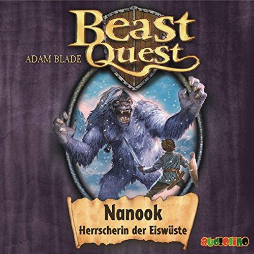 Nanook, Herrscherin der Eiswüste Titelbild