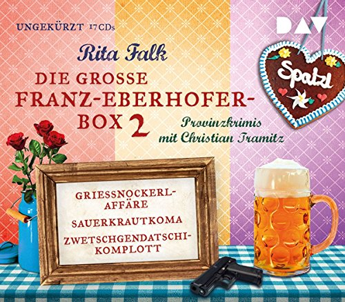Die große Franz-Eberhofer-Box 2 (17 CDs)
