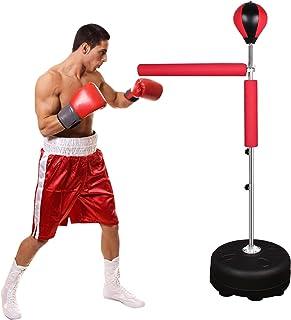 OUTIDOJO Soporte Plegable para Saco de Boxeo Colgador de Boxeo con Capacidad de Pie Soporte Pesado para el Entrenamiento de Boxeo