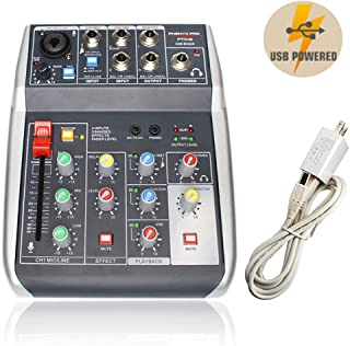 Best mixer with built in audio interface Reviews