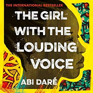 The Girl with the Louding Voice cover art