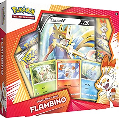 Pokemon Coffret Collection Galar (Modèle aléatoire), POKVID01