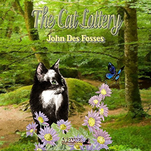 The Cat Lottery audiobook cover art