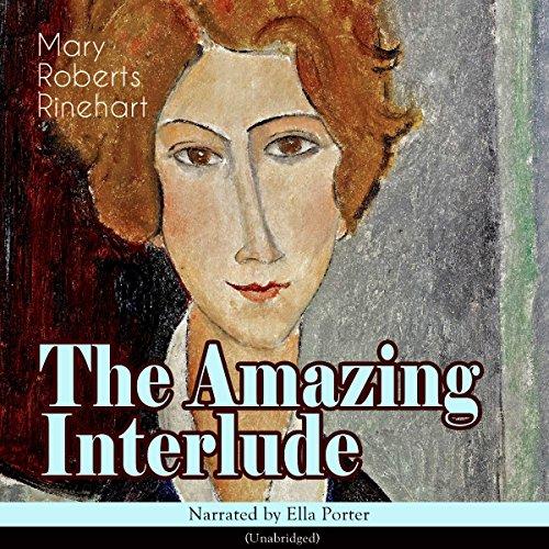 The Amazing Interlude audiobook cover art