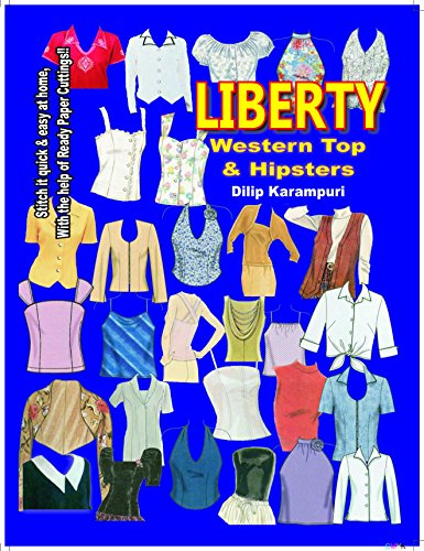 Liberty Western Tops & Hipster (English Edition)