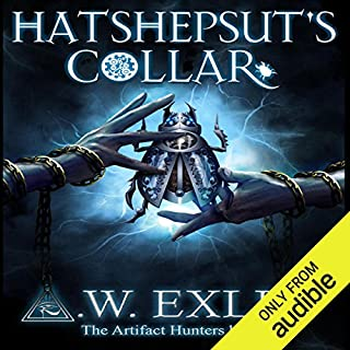 Hatshepsut's Collar                   Written by:                                                                                                                                 A. W. Exley                               Narrated by:                                                                                                                                 Gemma Dawson                      Length: 9 hrs and 31 mins     Not rated yet     Overall 0.0