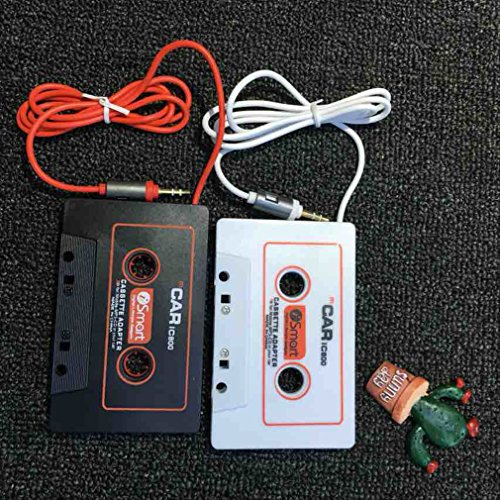 ULAKY Cassette to MP3 Car Converter Car Tape Converter