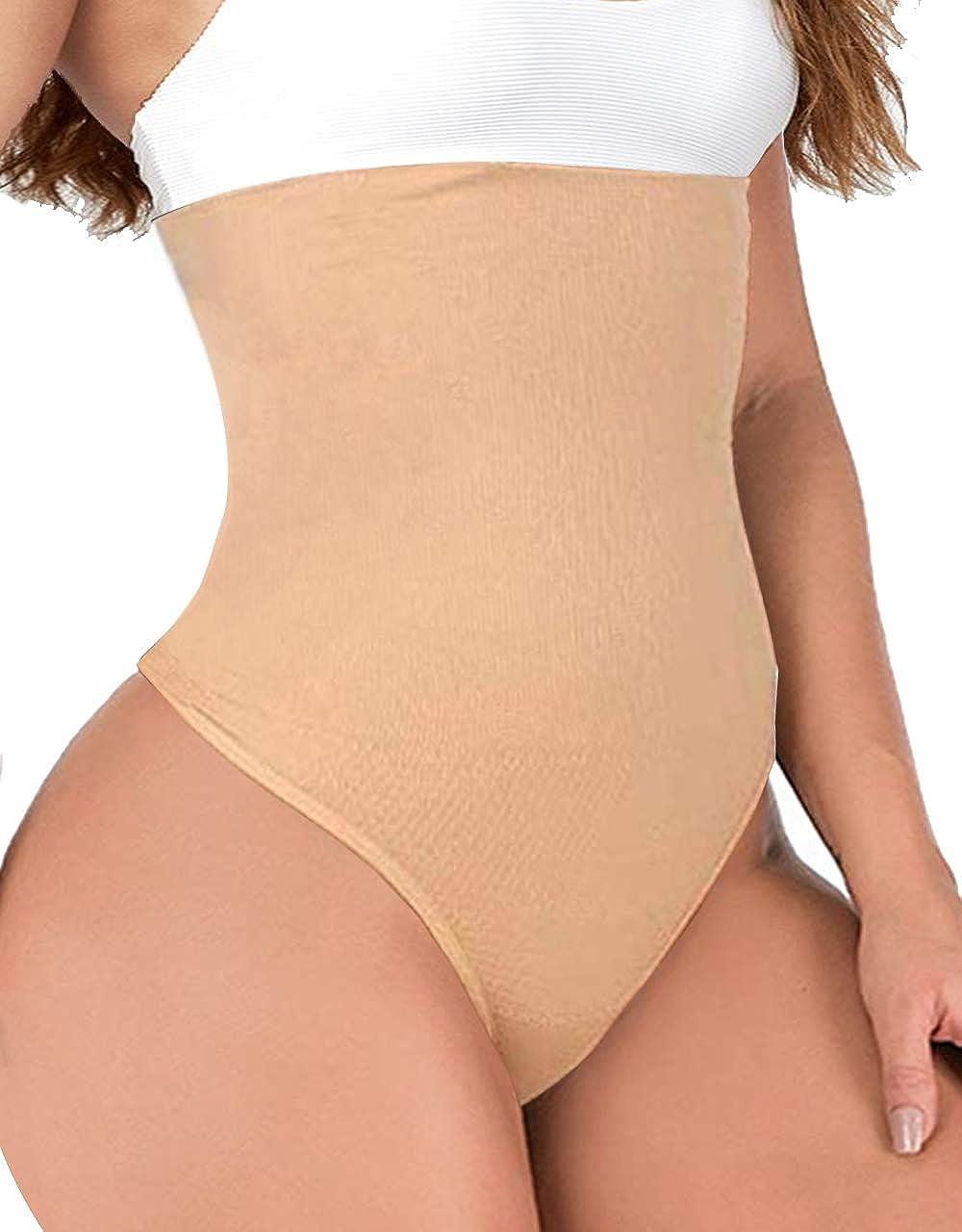 VENDAU Shapewear for Women Tummy Control Waist Shapewear Thong Body Shaper for Women Girdle for Women Tummy Control