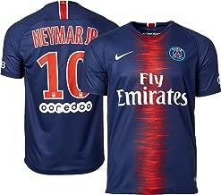 Nike Men's Paris Saint-Germain Neymar #10 Breathe Stadium Home Replica Jersey Size XXL