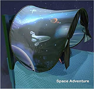 DreamTents Space Adventure Pop-up Bed Tent (Twin)