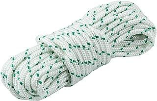 Dalom 5mm Recoil Starter Rope 10 Meter Pull Cord Fit Stihl Husqvarna Homelite Ryobi Craftsman Briggs Stratton Lawn Mower String Trimmer Chainsaw Weed Eater Generator