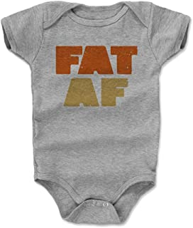 Bald Eagle Shirts Funny Lazy Baby Clothes & Onesie (3-24 Months) - Fat AF