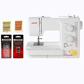 Janome Magnolia 7318 Sewing Machine w/FREE! 4-Piece V.I.P Reward Package