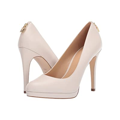 MICHAEL Michael Kors Antoinette Pump (Light Cream) High Heels