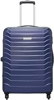Aristocrat Juke Polycarbonate 75 cms Blue Hard Sided Suitcase (JUKE75TMIB)