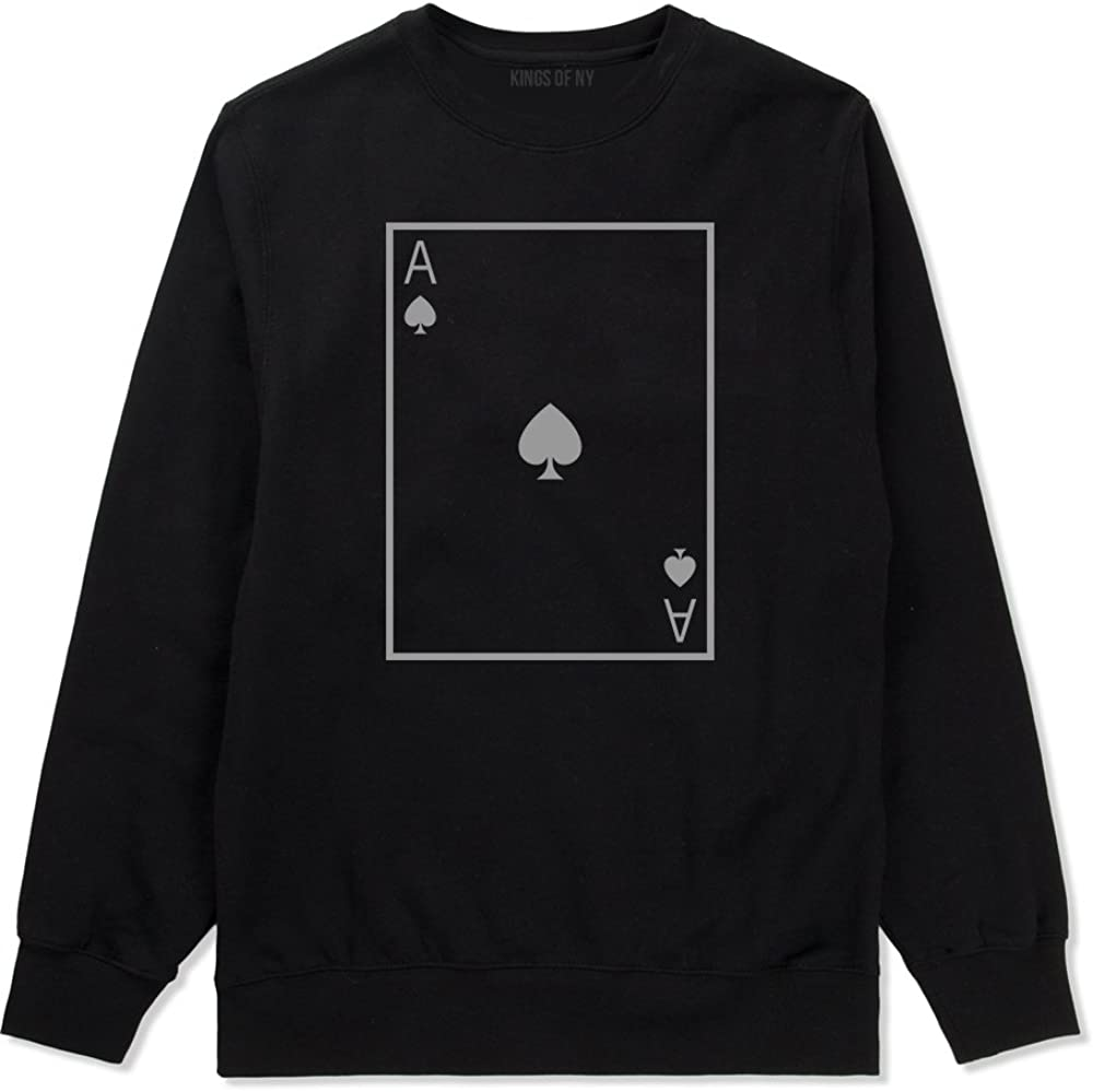 Ace of Spades Crewneck Sweatshirt
