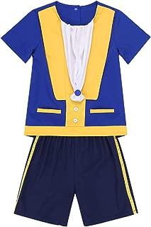 toddler prince charming costume pattern