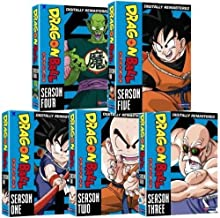 Best Dragon Ball: Complete Series Seasons 1-5 DVD Box Sets Review