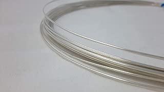22 Gauge, 925 Sterling Silver Wire, Round, Half Hard - 5FT from Craft Wire