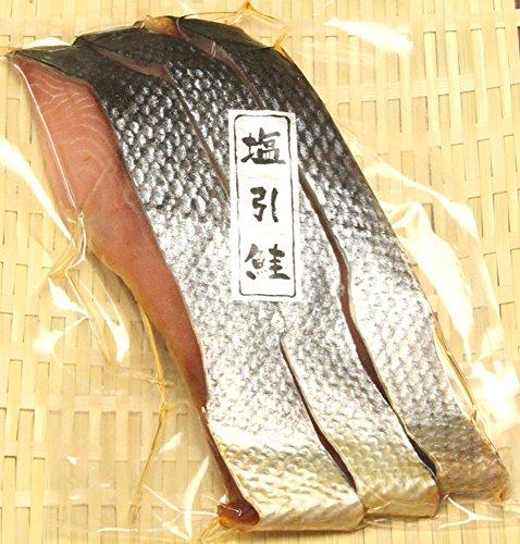 【お中元・夏ギフト】新潟 村上の塩引き鮭 切り身 3切入り×5点セット