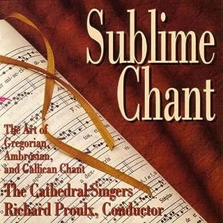 Sublime Chant