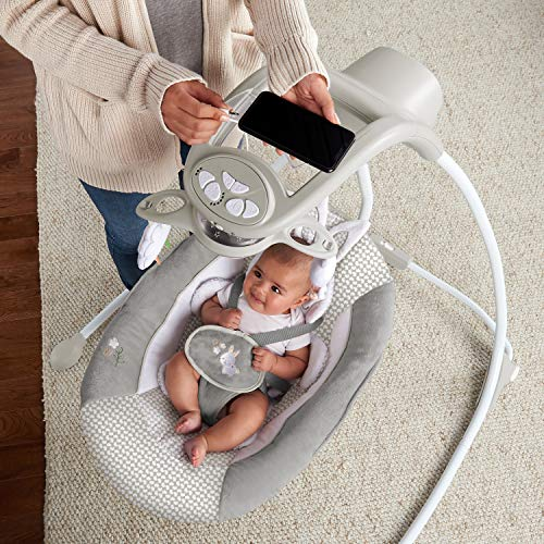 611JvYc9MHL The Best Ingenuity Baby Swings for 2021 [Compared & Review]
