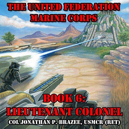 Lieutenant Colonel cover art