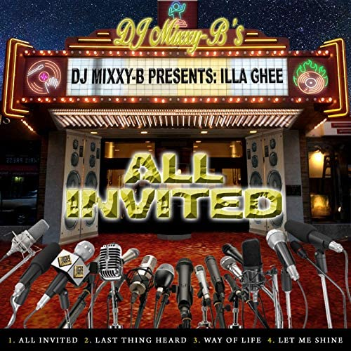 D.J. Mixxy B & Illa Ghee