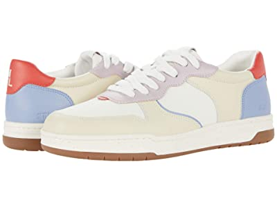 Madewell Court Sneaker in Bright Color-Block