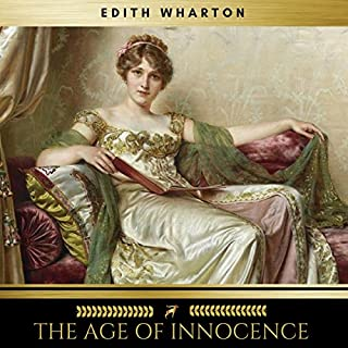 Couverture de The Age of Innocence