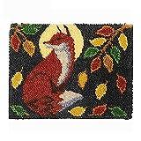 UR MAX BEAUTY 20.5X15 Inch Latch Hook Rug Kits Carpet Embroidery Latch Hook Rug Needlework...