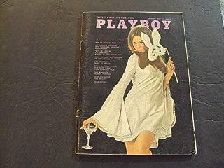 Playboy Oct 1968 Barbara McNair (Nude); Ralph Nader