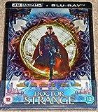 Doctor Strange 4K Limited Edition Steelbook / Includes 2D Blu Ray / Region Free [Blu-ray]