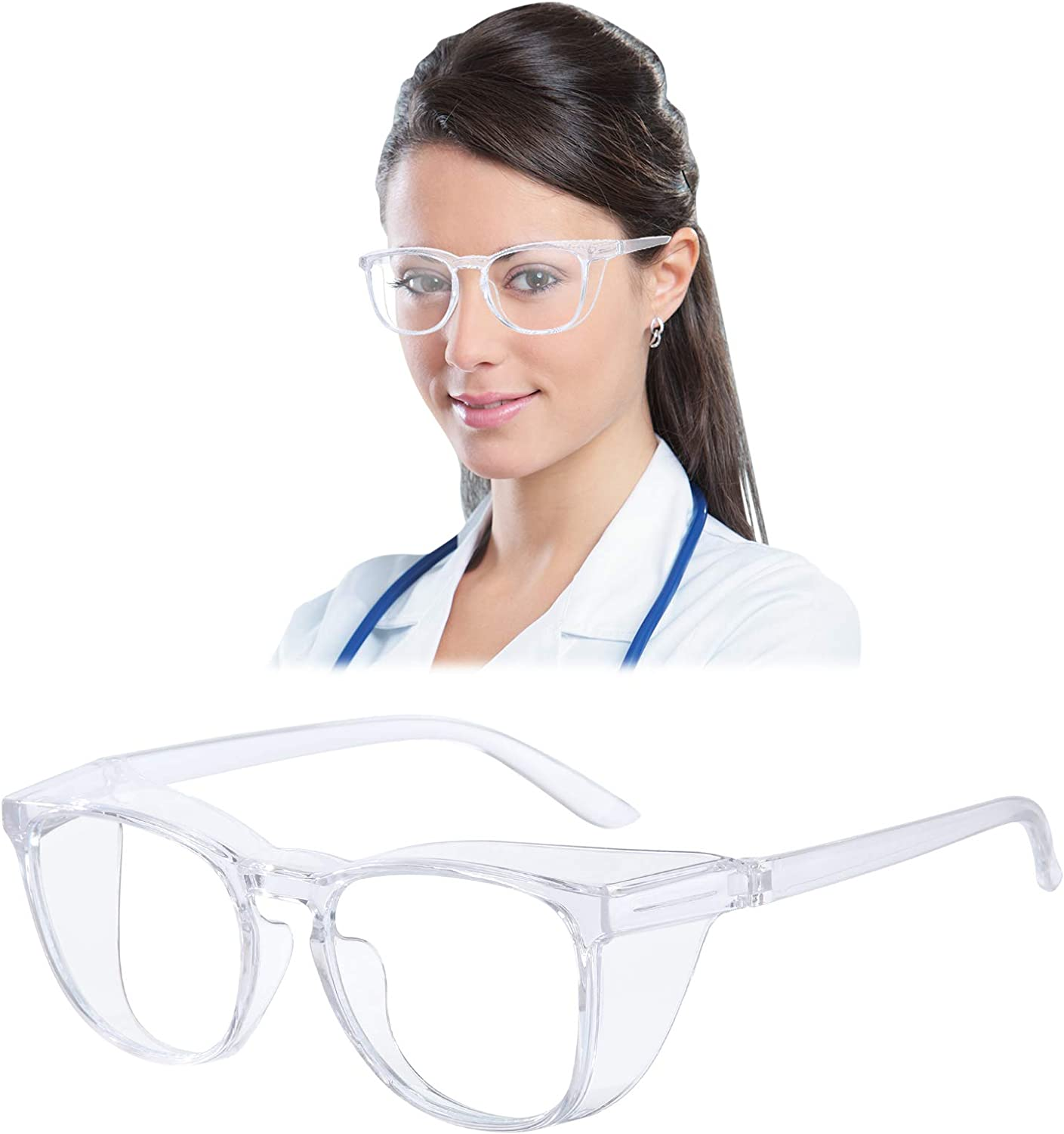 Anti Fog Safety Glasses Goggles Blue Men Wholesale Light Wome Shipping included for Blocking