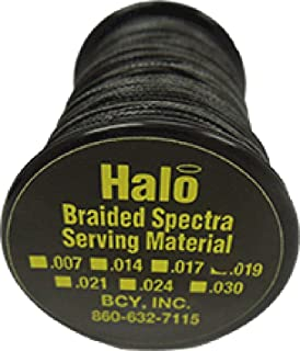 BCY Halo Serving - .019 Black