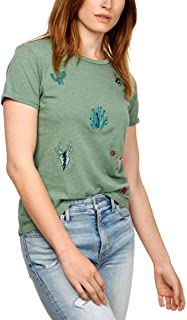 Best cactus embroidered shirt Reviews