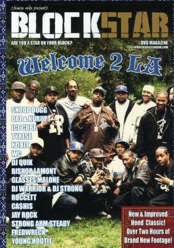 Snoop Dogg: Blockstar DVD Magazine