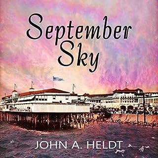 September Sky audiobook cover art