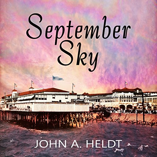 September Sky audiobook cover art