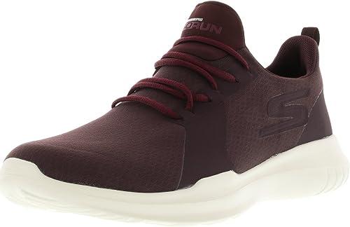 Skechers Chaussures Athlétiques Couleur Rouge Burgundy Taille 44.5 EU   10.5 Us