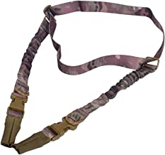 SINAIRSOFT Military Tactical Two Point Sling Adjustable Double Point Rope Lanyard Rifle Strap Hunting Airsoft Sling for CS