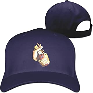 86300d66 Mei73youguan Mens Womens Unisex Comfortable Hennessy with Two Blunts Cap  Navy