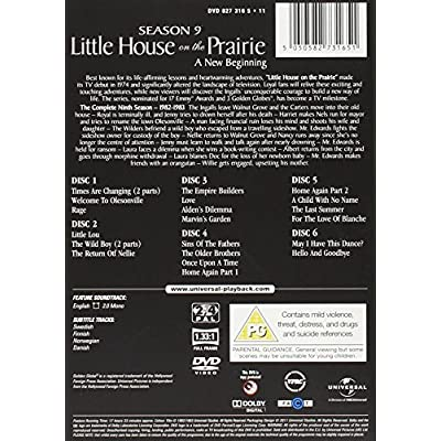 house prairie series dvd zavvi