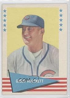 Gabby Hartnett (Baseball Card) 1961 Fleer Baseball Greats - [Base] #41